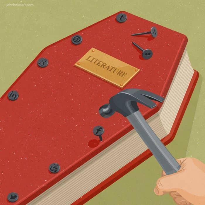 literature_death