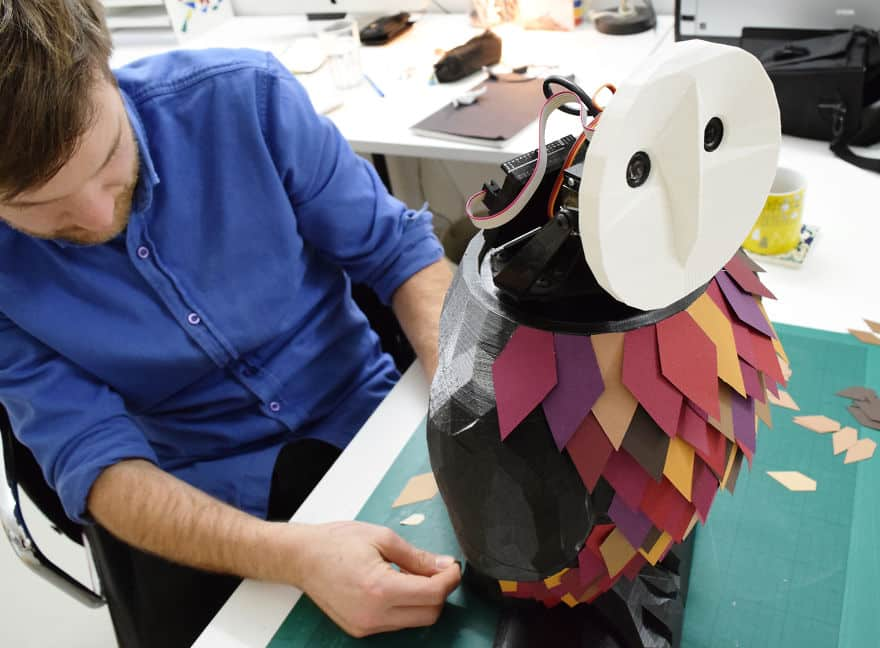 making_paper_3d_owl