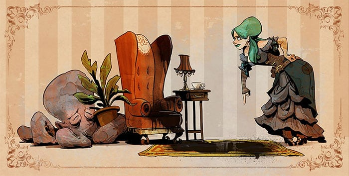octopus-otto-and-victoria-steampunk-illustrations-brian-kesinger-coverimage2