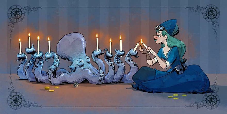 octopus_candles