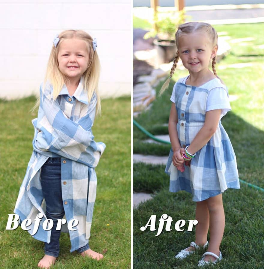 old-shirt-dresses-child