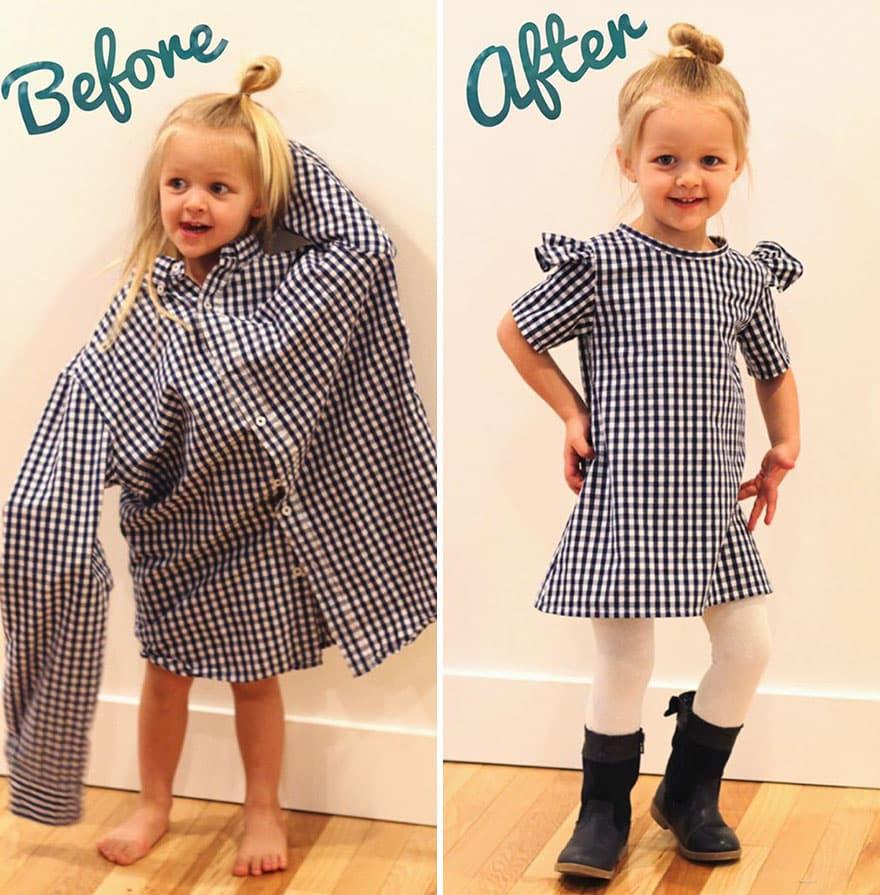 old_shirt_dad_made_to_dress