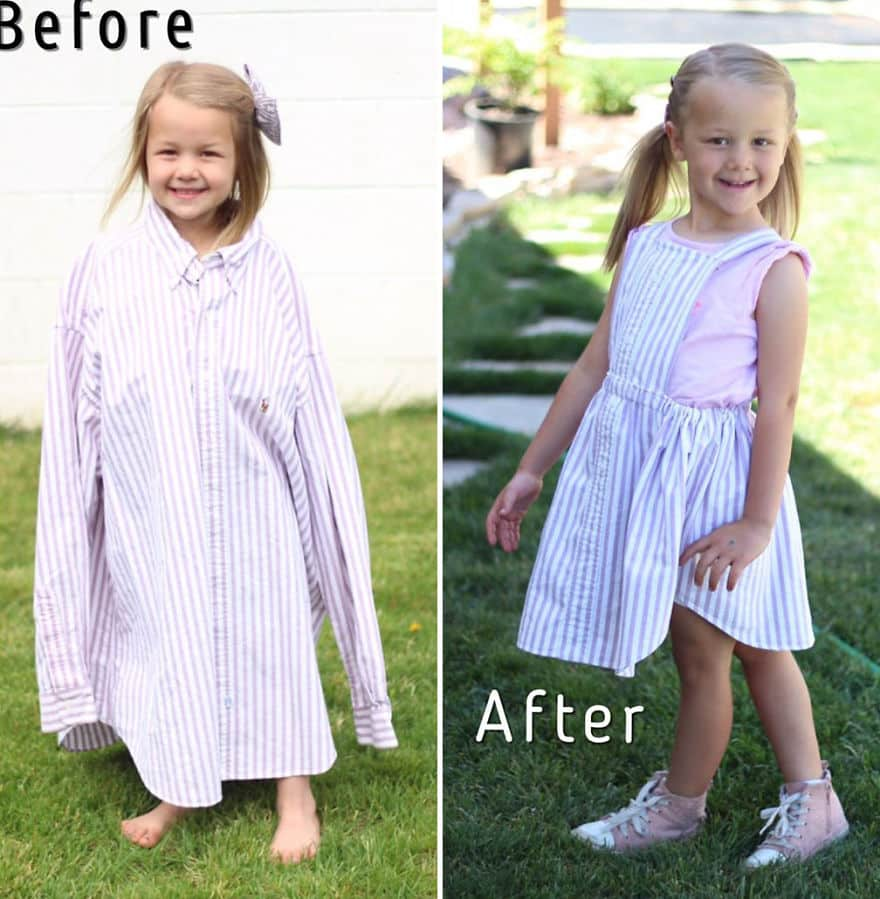 old_shirt_remake_dress