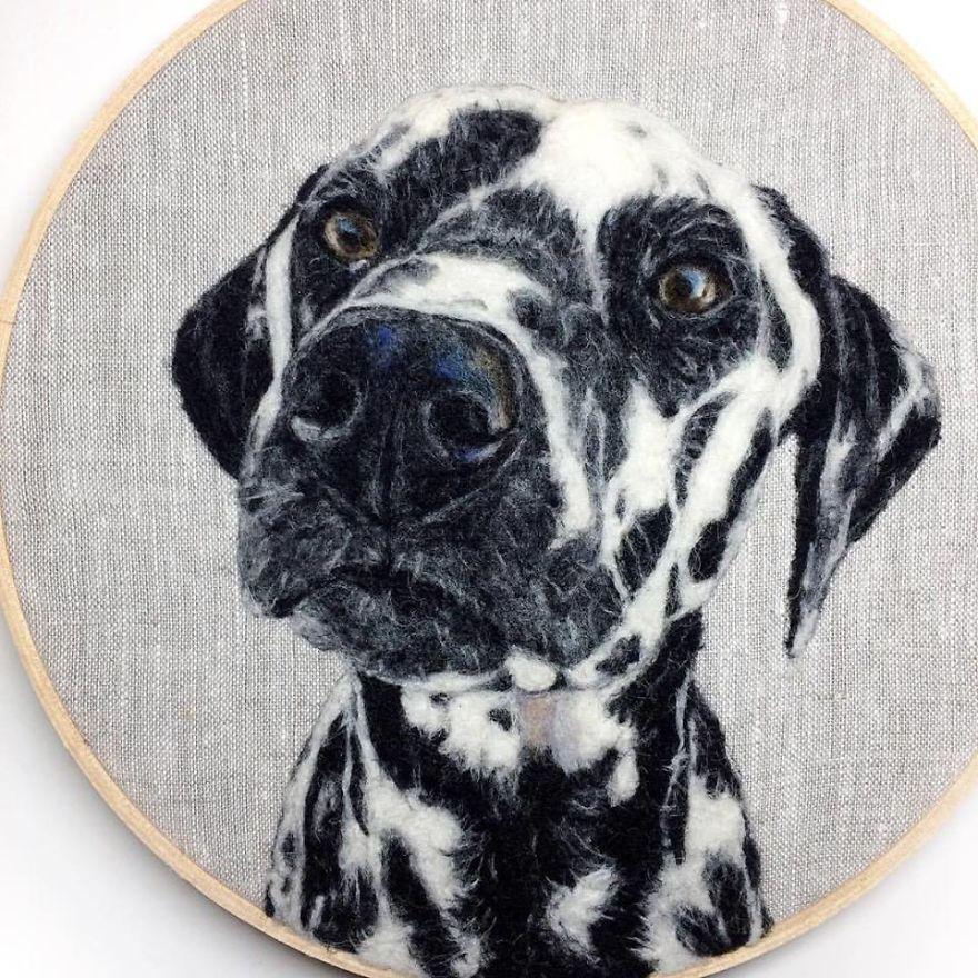 realistic_dog