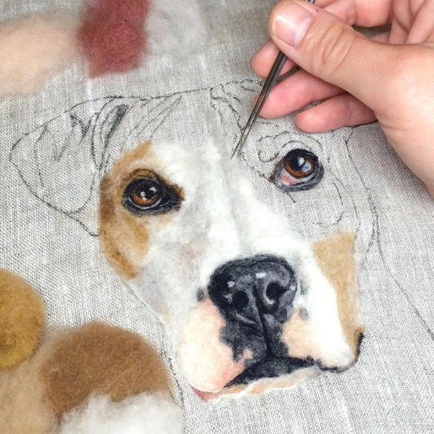 realistic_wool_art
